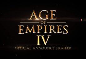 Age of Empires IV confirmado y con trailer de lanzamiento!
