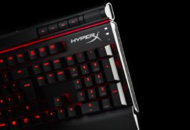 HyperX presentó su nuevo teclado gamer Alloy Elite