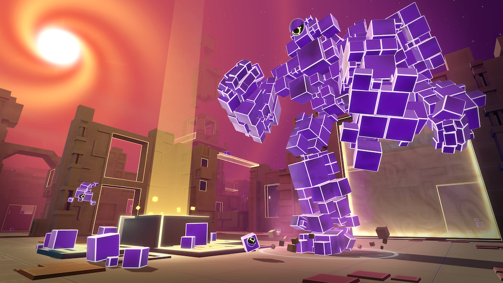 Atomega, el nuevo FPS multiplayer online de Ubisoft