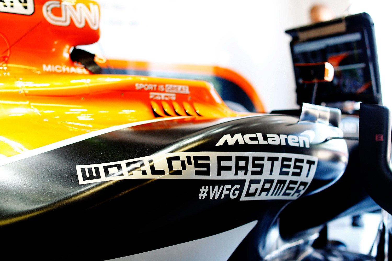 Logitech G y McLaren buscan al piloto de simulador más rápido de América Latina