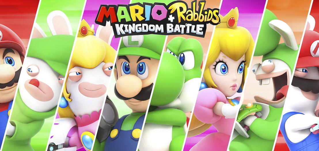 Mario + Rabbids tiene fecha para llegar a Japón y Corea