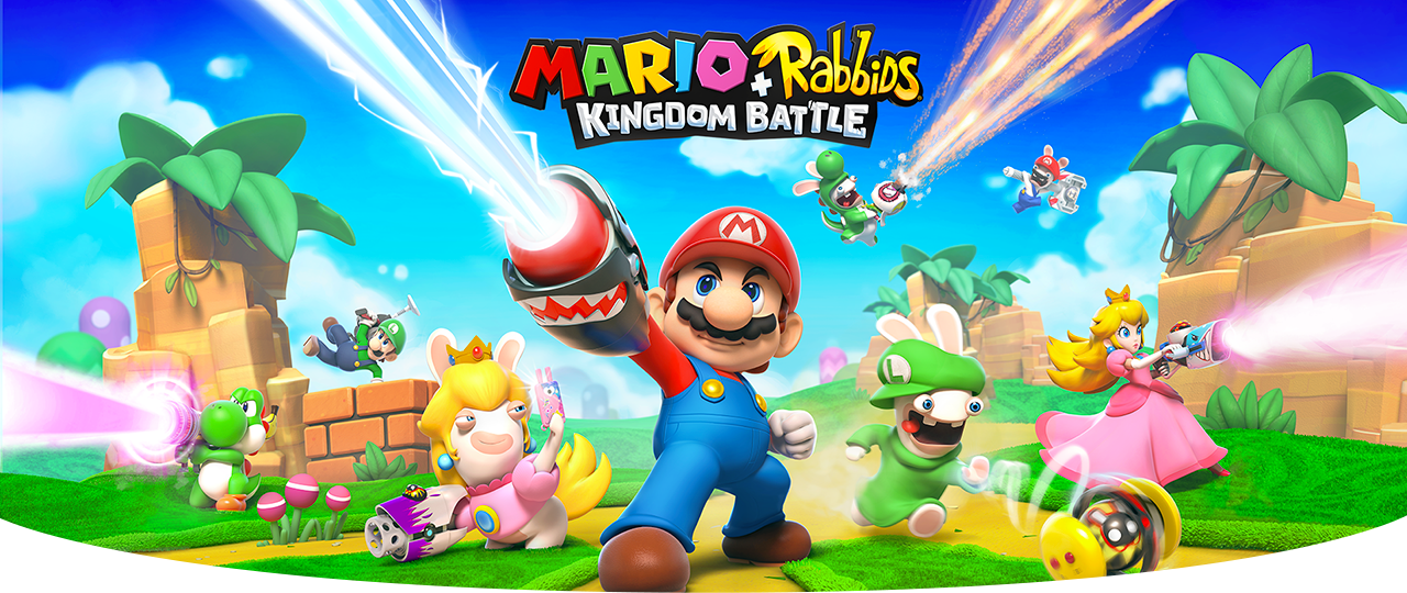 Mario y Rabbids ya hacen sus locuras en la Nintendo Switch