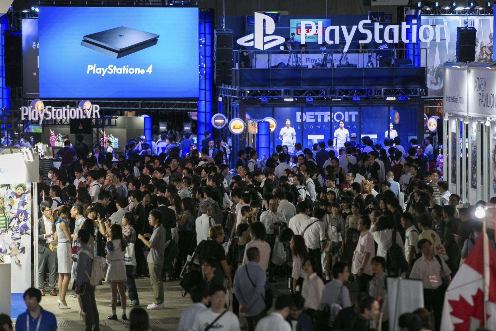 Tokio Game Show: comenzó la feria de videojuegos top de Asia