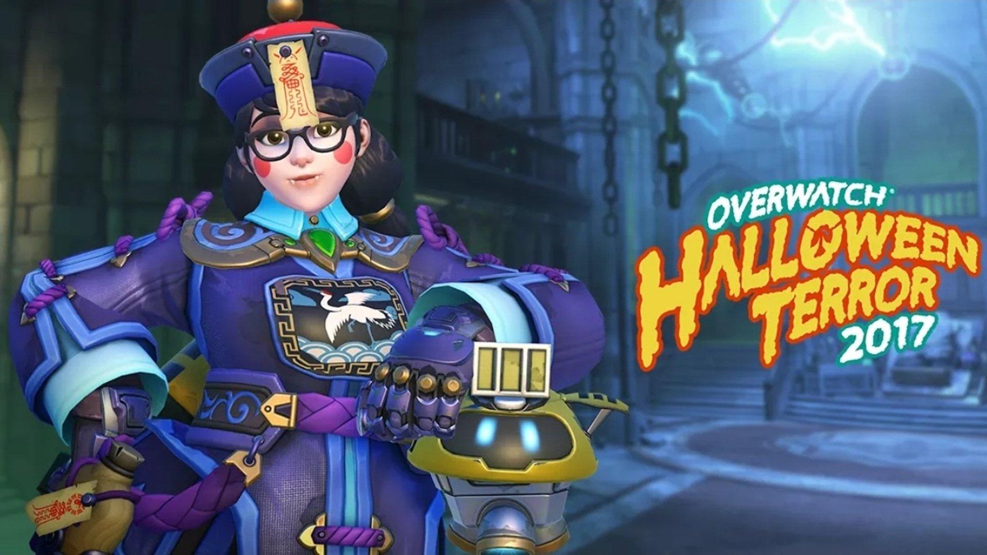 Overwatch: Terror de Halloween 2017 ya está disponible!