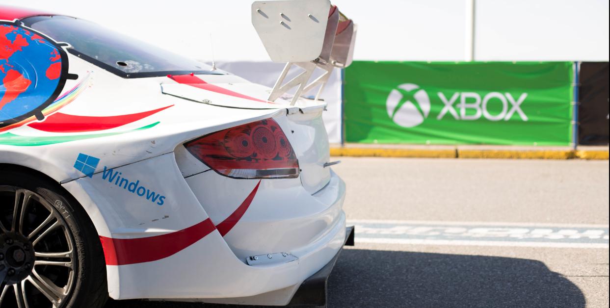 Con un evento en el Mouras, lanzaron Forza Motorsport 7 en Argentina