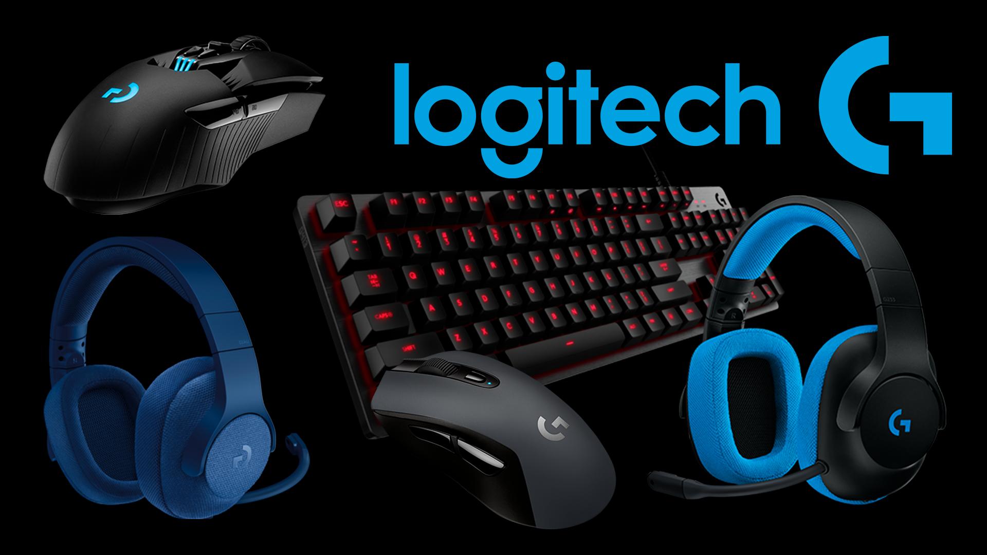 Logitech presentó sus nuevos periféricos gamer de alto rendimiento