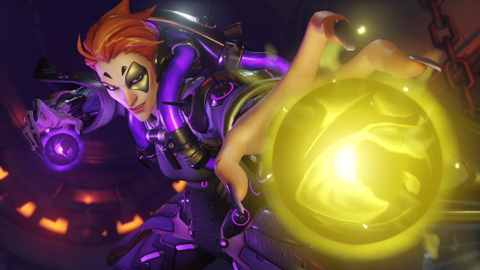Overwatch: Moira, la nueva heroína, ya está disponible para jugar en PTR