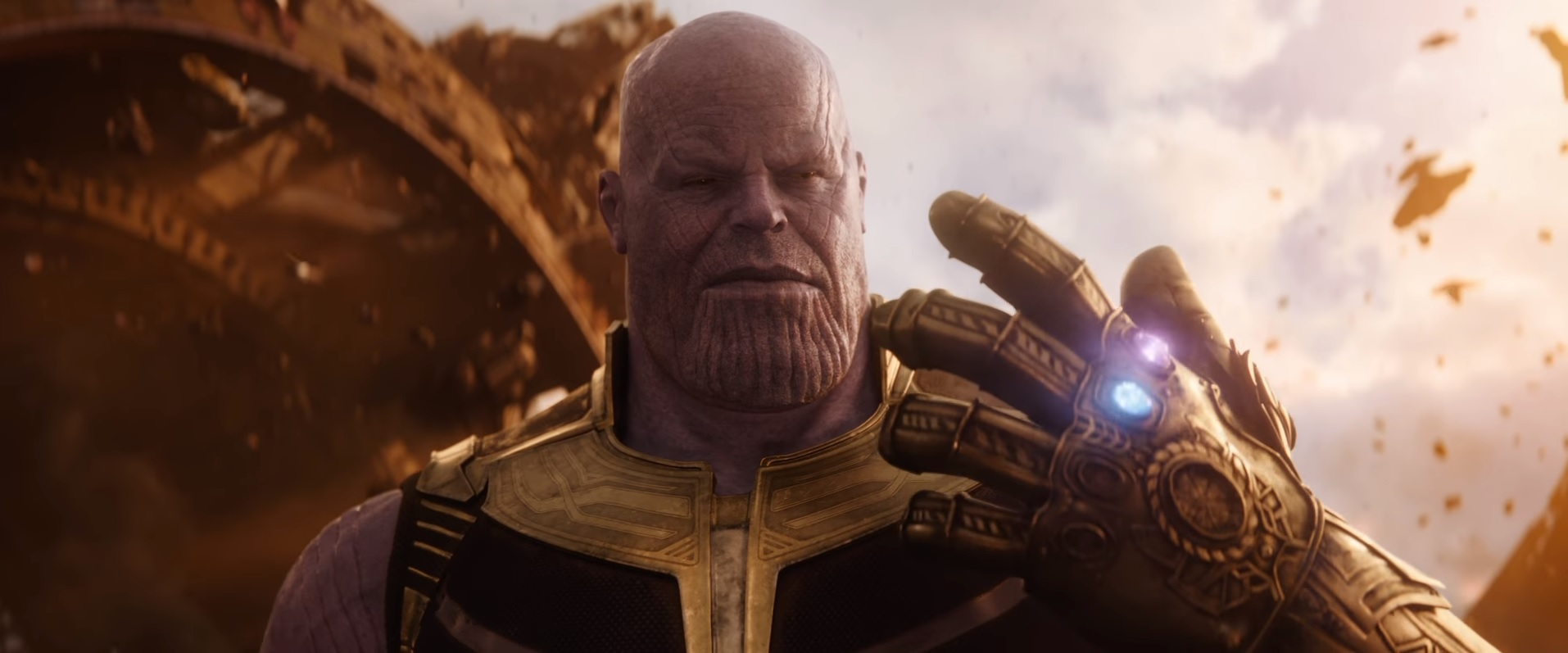 Mirá el primer trailer de Avengers: Infinity War!