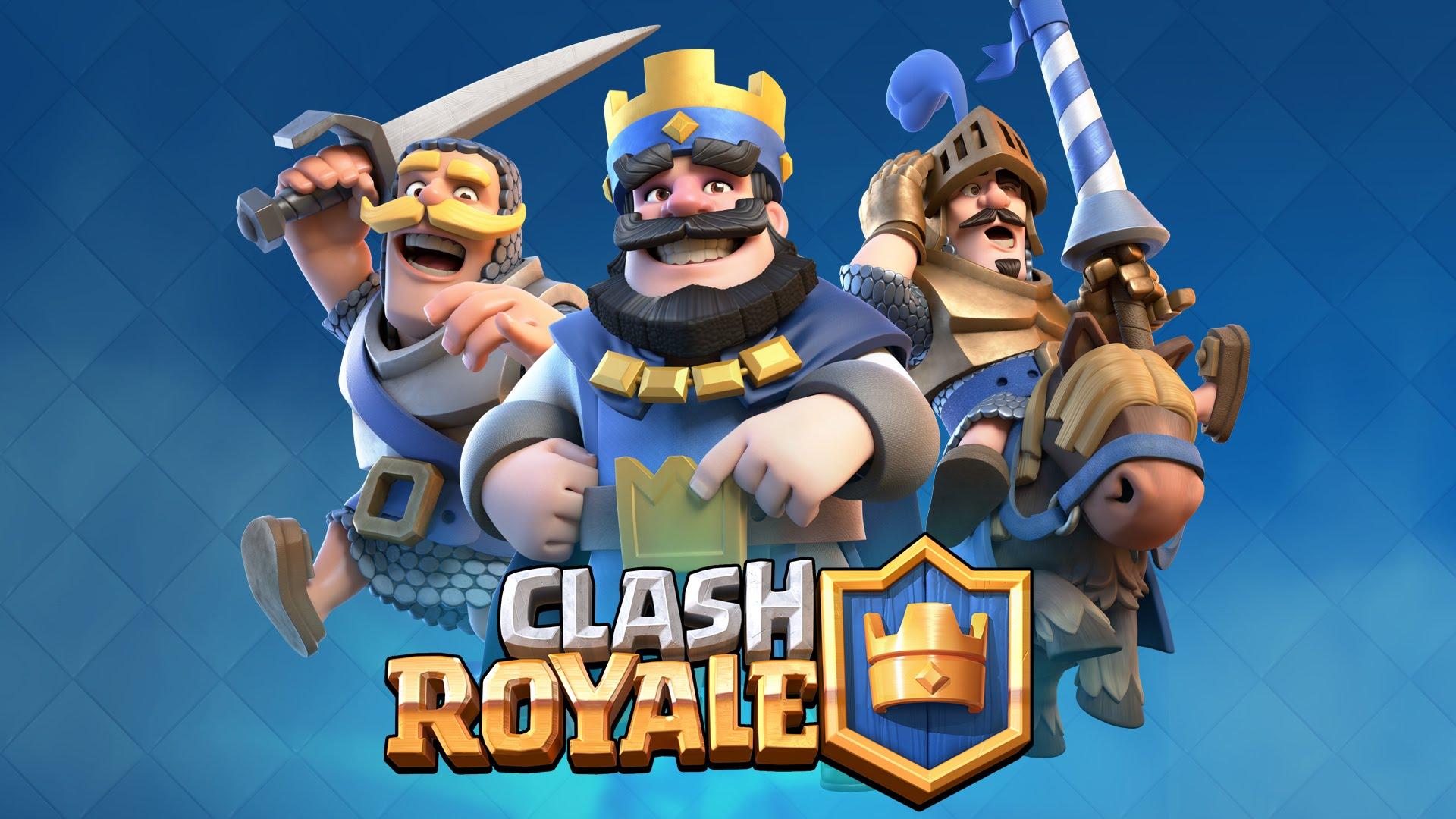 Primer torneo de Clash Royale en Buenos Aires