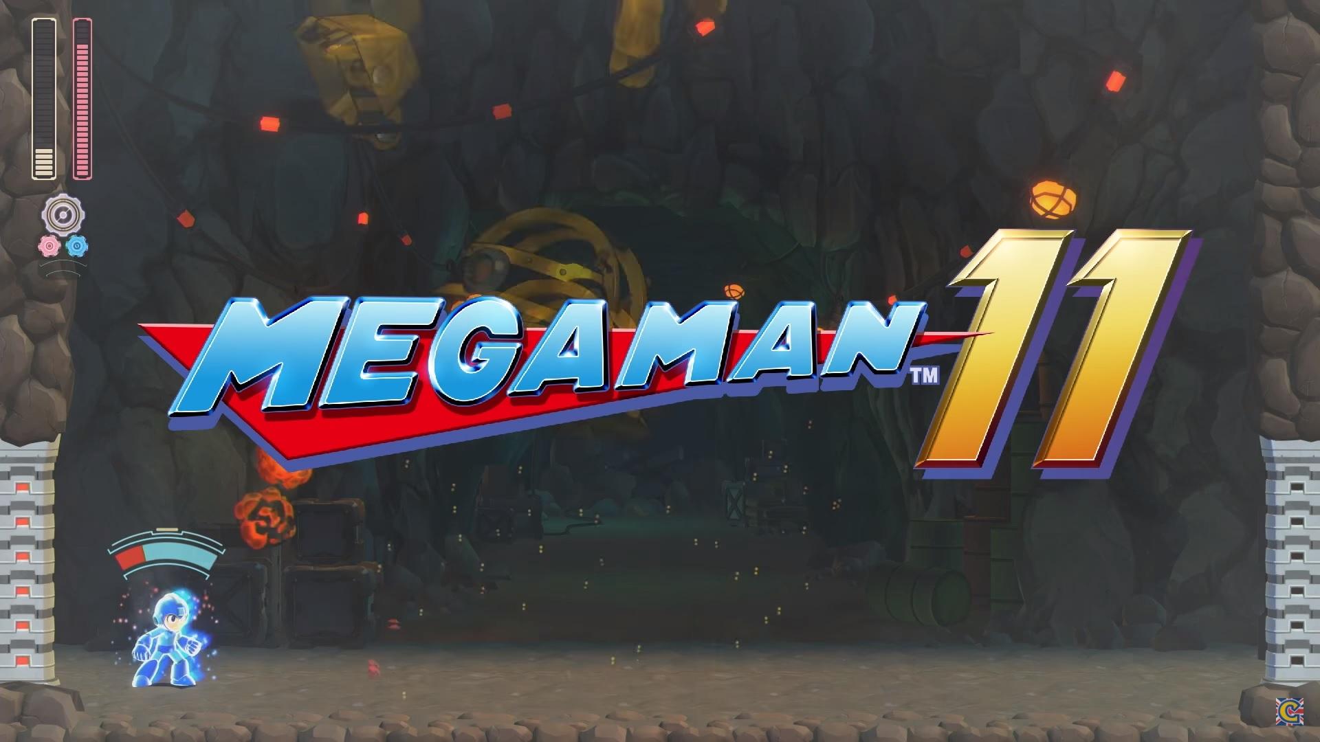 Finalmente! Capcom anunció Mega Man 11