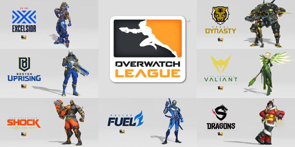 Twitch obtiene los derechos de Overwatch League por un cifra récord: U$D90 millones