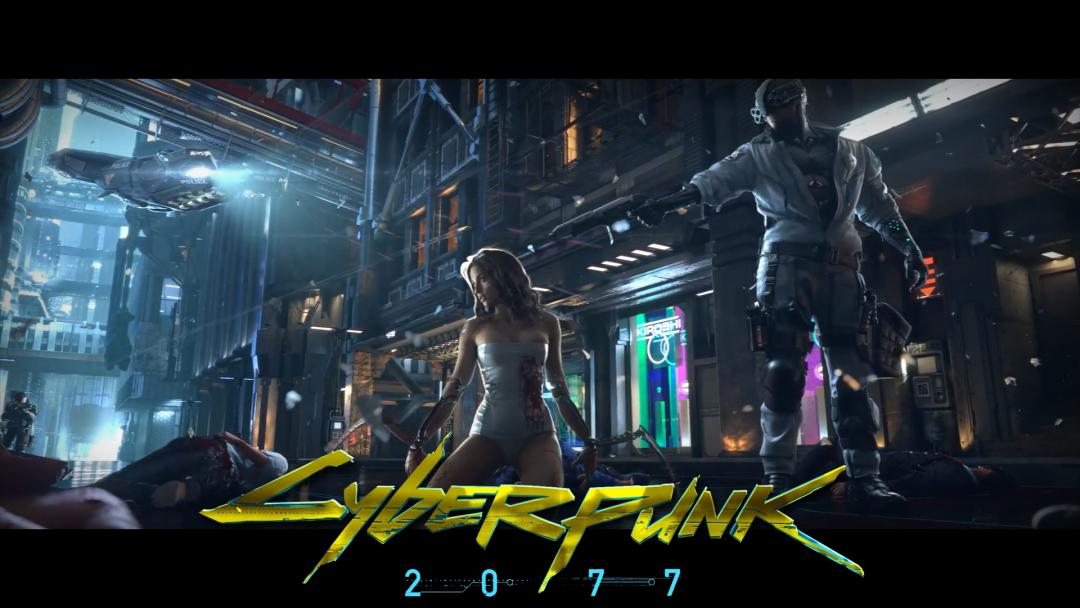 Cyberpunk 2077 se jugará en primera persona