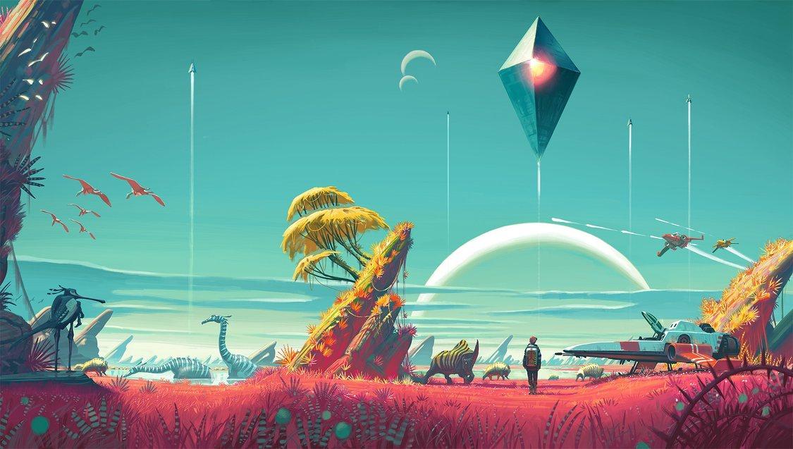 No Man's Sky' llega con una gran sorpresa a la Xbox One