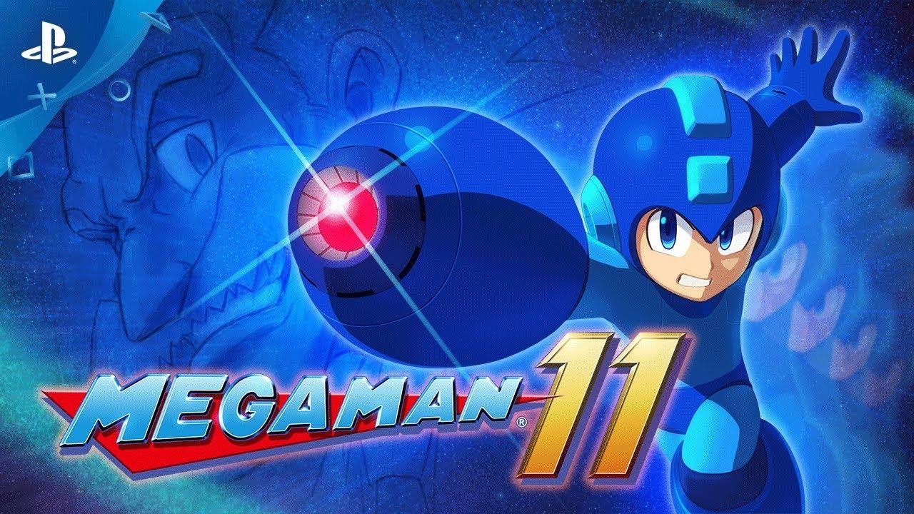 Confirman la llegada de Mega Man 11 a las consolas y la PC