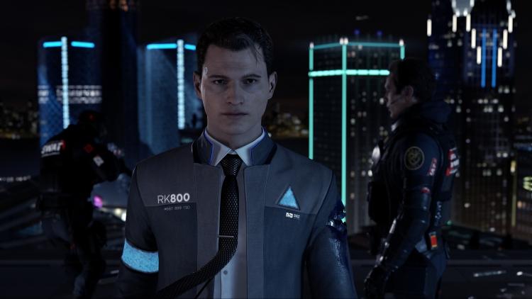 Detroit: Become Human, tres historias oscuras de androides y múltiples finales
