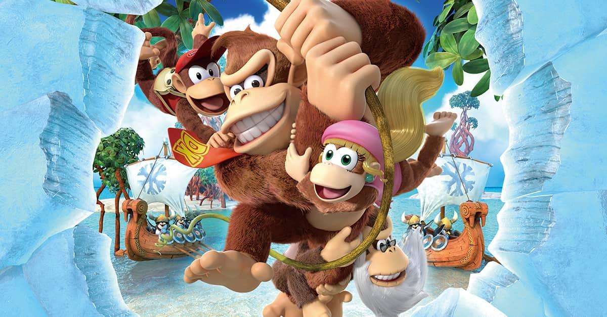 Donkey Kong Country: Tropical Freeze, un plataformas que le saca el jugo a la Switch