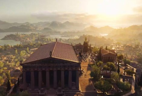E3 2018: la conferencia completa de Ubisoft, con Assasin's Creed Odyssey como principal atracción