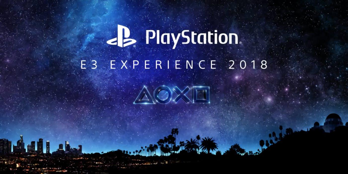 E3 2018: Seguí en VIVO la conferencia de Sony [FINALIZADA]