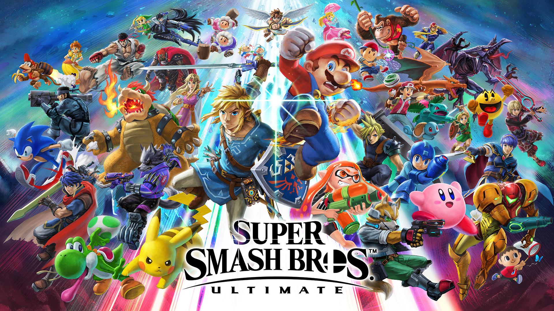 E3 2018: Nintendo anunció Mario Party y Smash Bros Ultimate, con el crossover más grande de la historia de los videojuegos