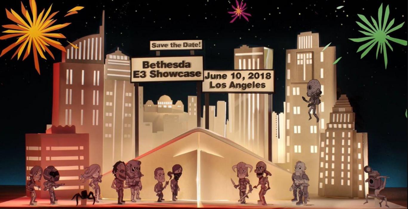 E3 2018: la conferencia completa de Bethesda, con Fallout 76 y The Elder Scrolls VI como plato fuerte