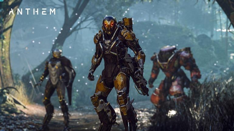 "EA libera un adelanto de Anthem, su ""tanque"" de cara a E3 2018"