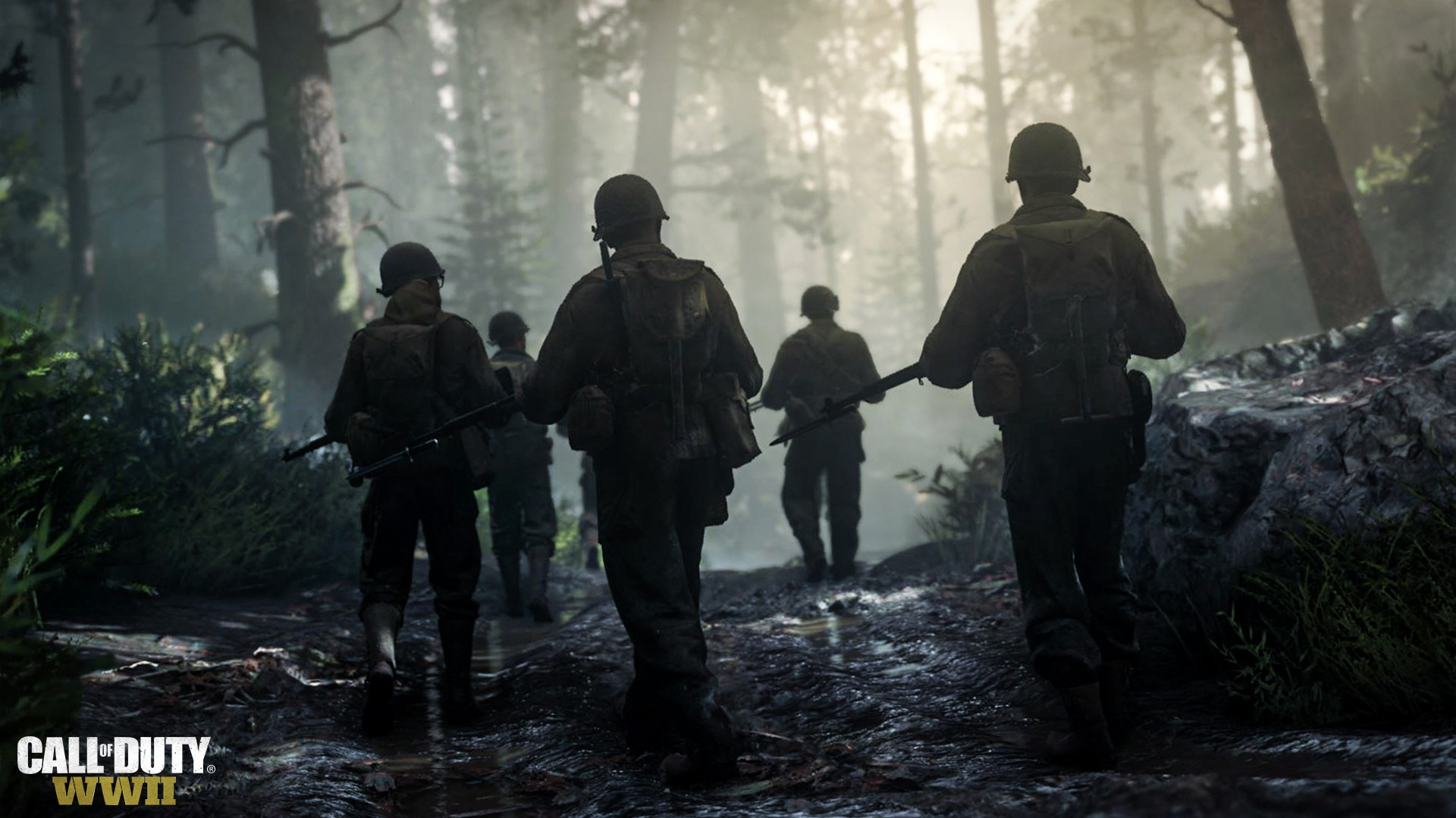 Fin de semana gratis de Call of Duty: WWII