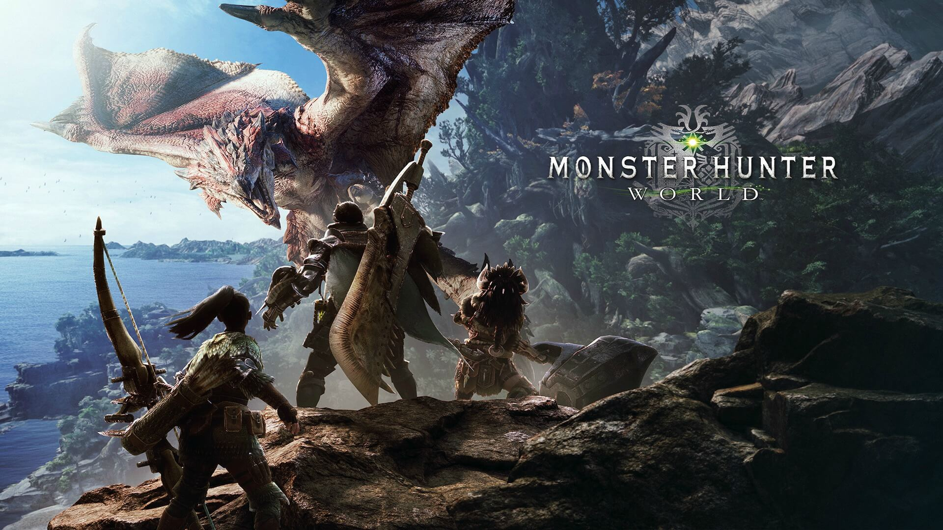 La versión de PC de Monster Hunter World ya tiene fecha de lanzamiento y requerimientos mínimos