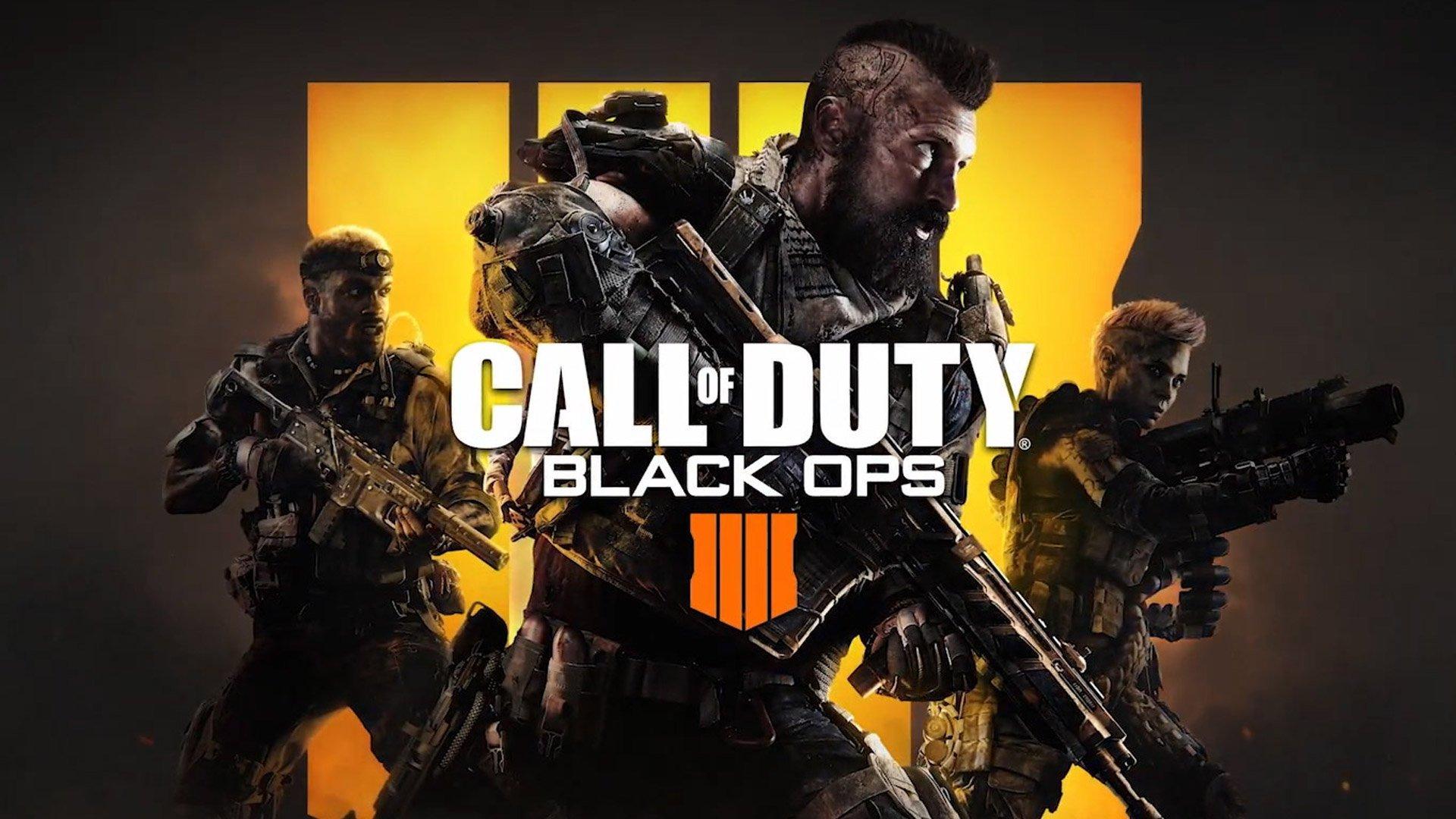 Call of Duty: Black Ops 4 tiene las fechas confirmadas de sus betas