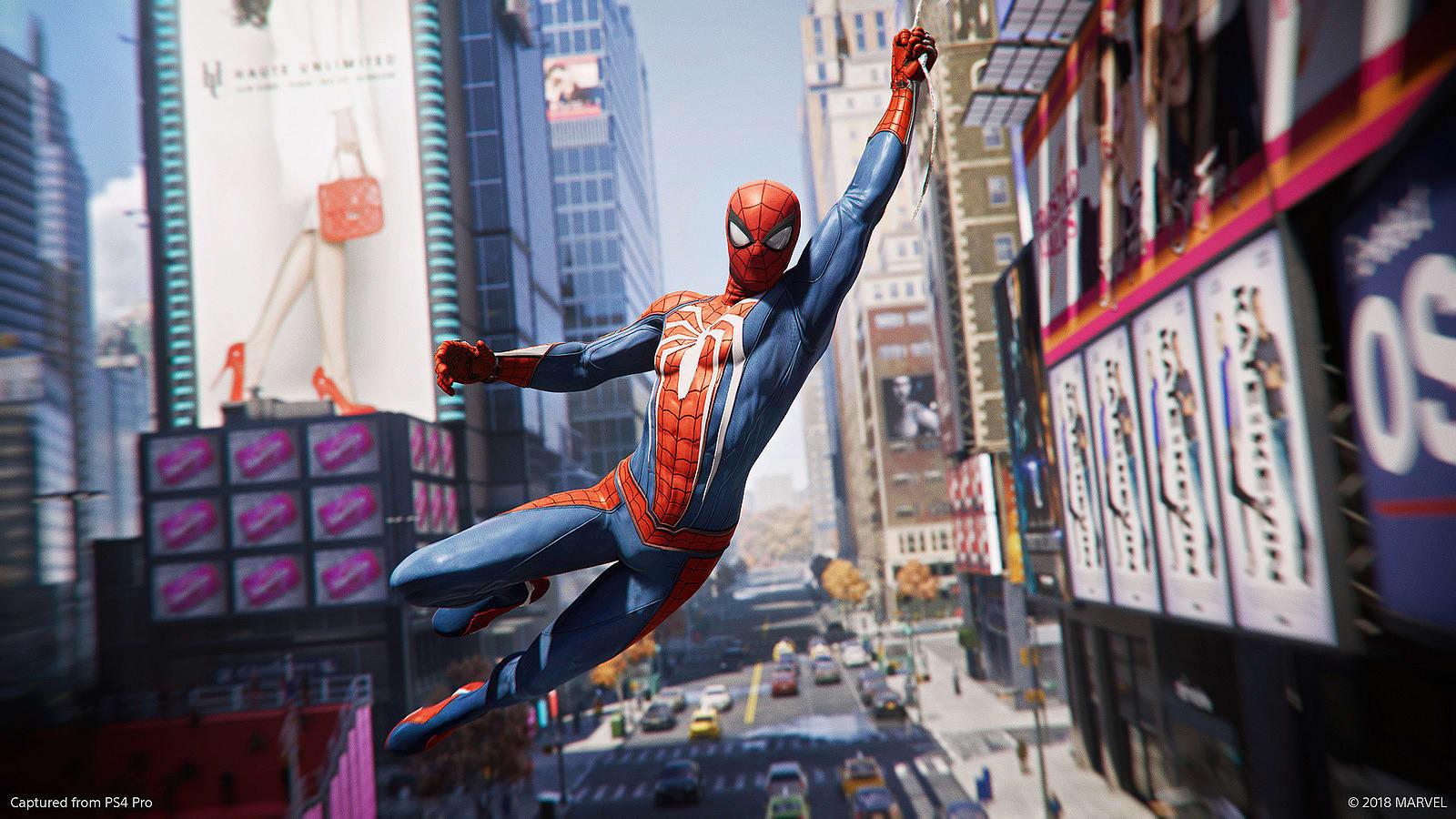 Spider-Man llegará a la Argentina con una PS4 Pro edición especial