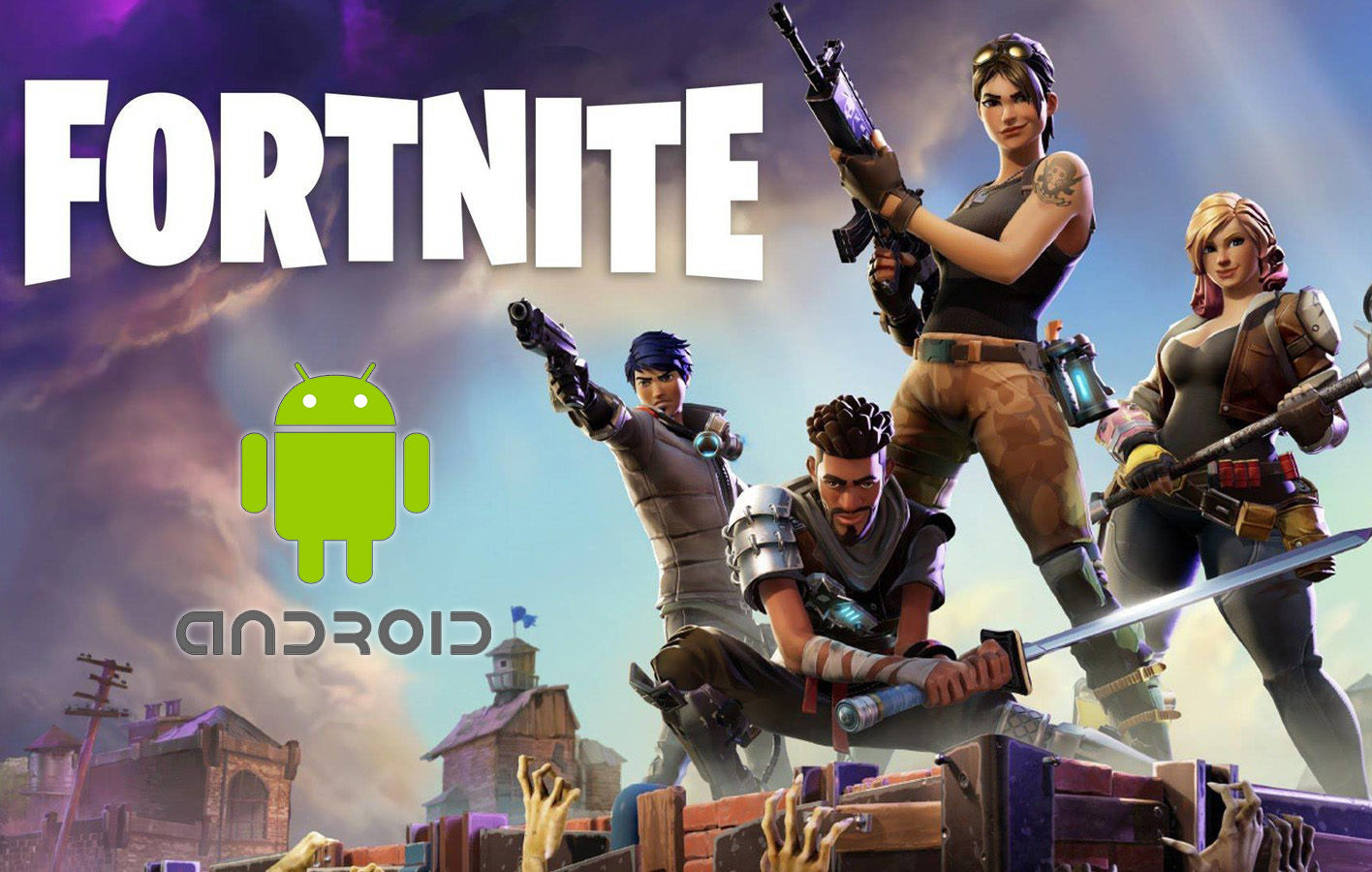 Se filtran los celulares compatibles con Fortnite Battle Royale en Android