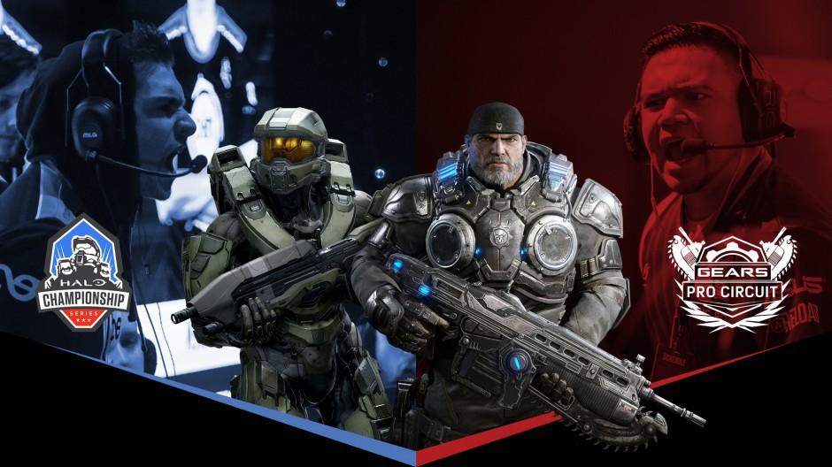 Seguí en vivo todas las instancias de Halo Championship y Gears Pro Circuit