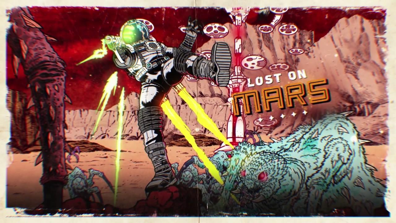 Far Cry 5: Lost on Mars llega la próxima semana