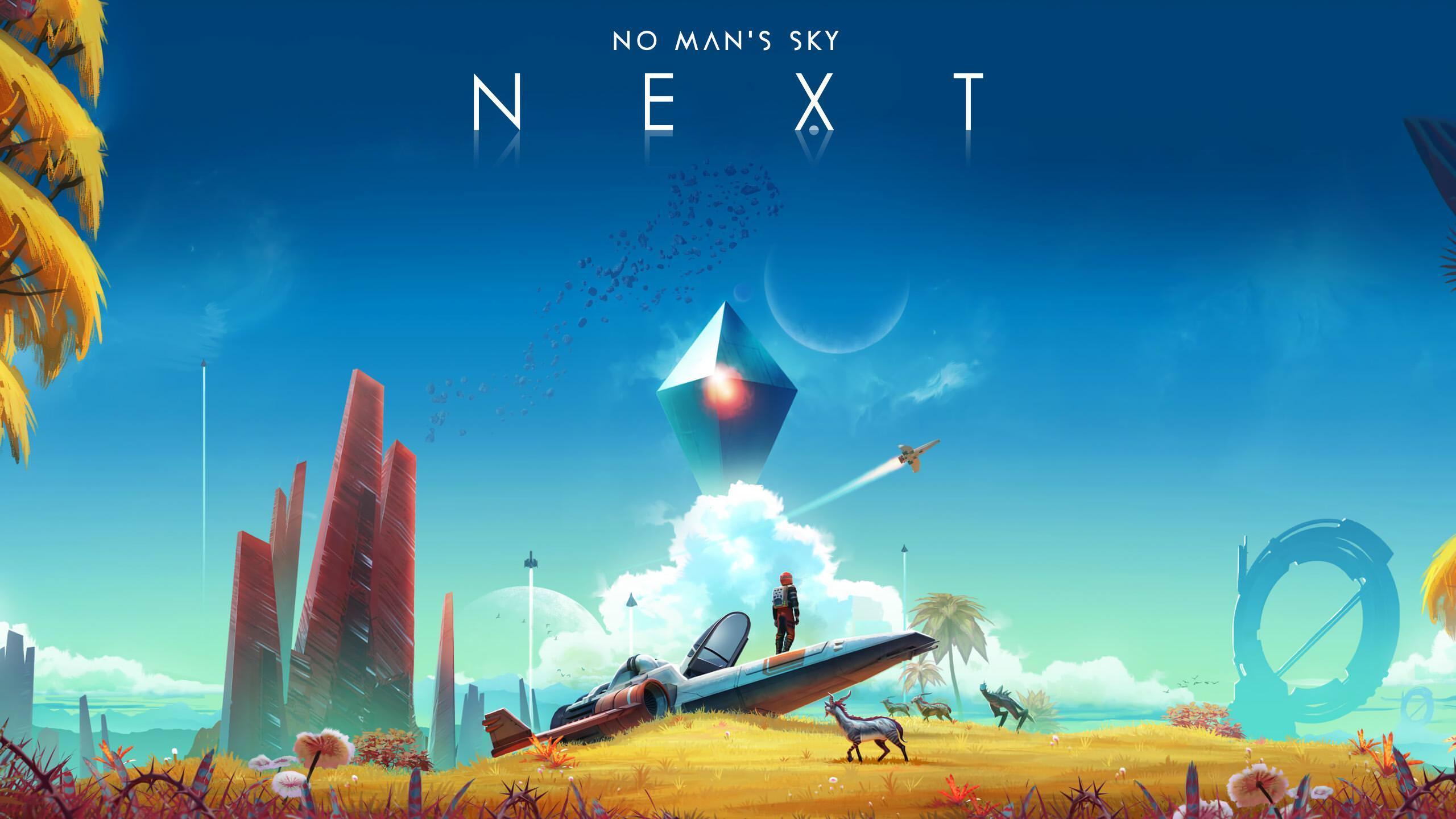 No Man's Sky busca redimirse con una renovación total: Multiplayer online y mucho más