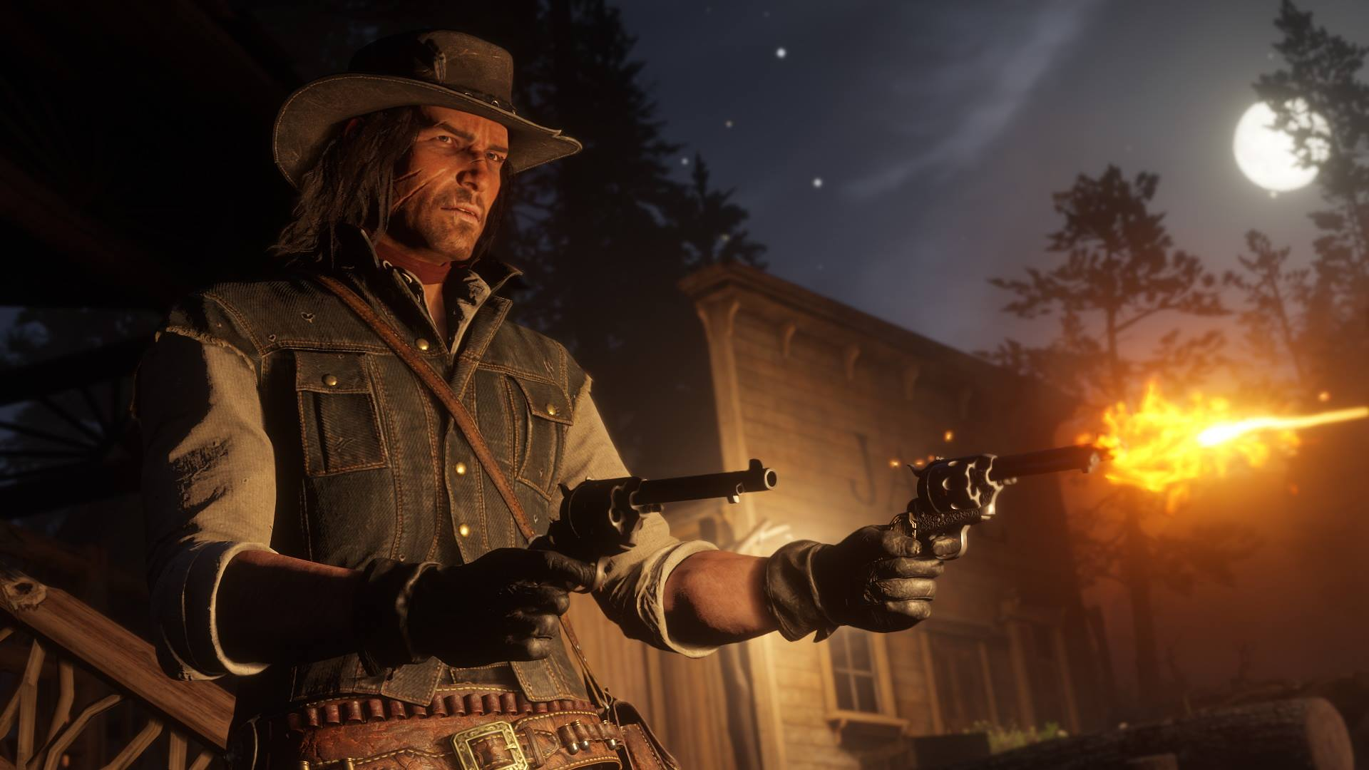 Red Dead Redemption 2 no descarta un modo Battle Royale