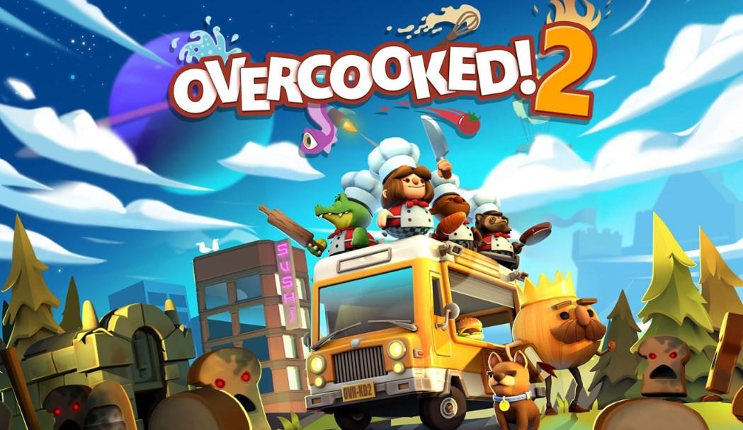 Las novedades de la semana del 30 de julio: Switch a la cabeza, Overcooked! 2 y hasta un juego para montar toros