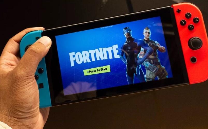 Nintendo Switch está haciendo todo bien con Fortnite: ahora suman motion control