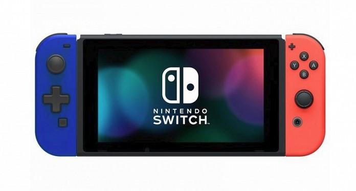 Nintendo vuelve al D-Pad: Switch tendrá una versión con cruceta