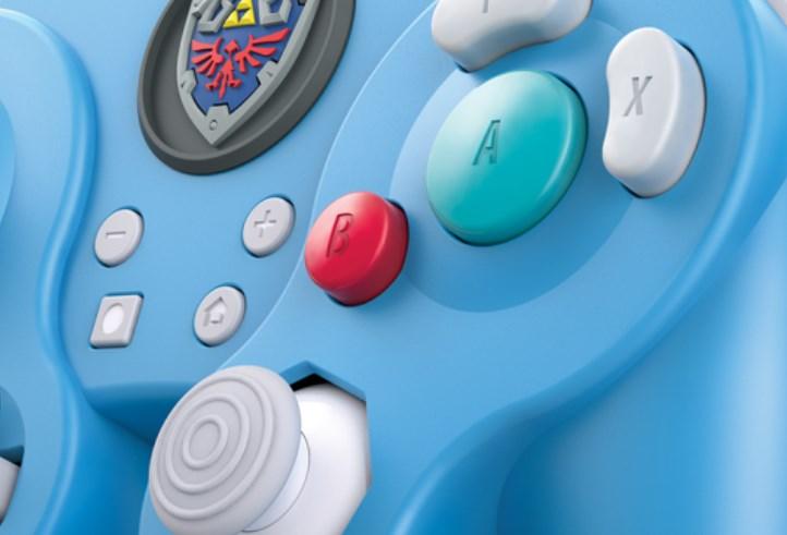 Se vienen los nuevos controles de Gamecube para Nintendo Switch, son temáticos y están espectaculares