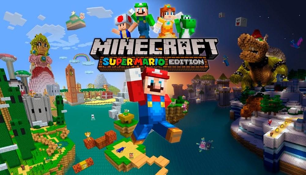 Minecraft es el juego de Nintendo Switch más descargado del año en Japón