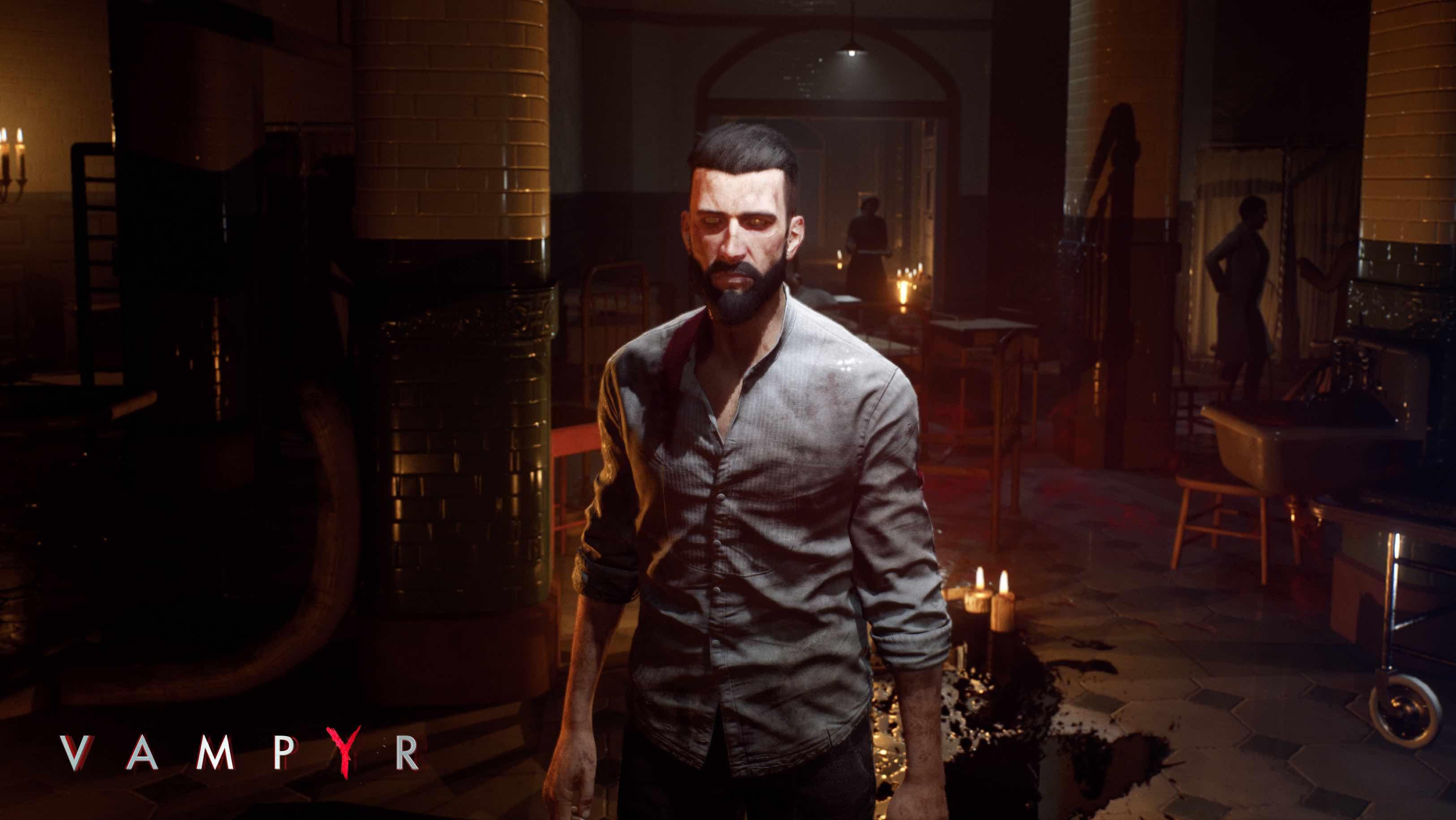 Vampyr, el juego de los creadores de Life is Strange, sorprende con sus ventas