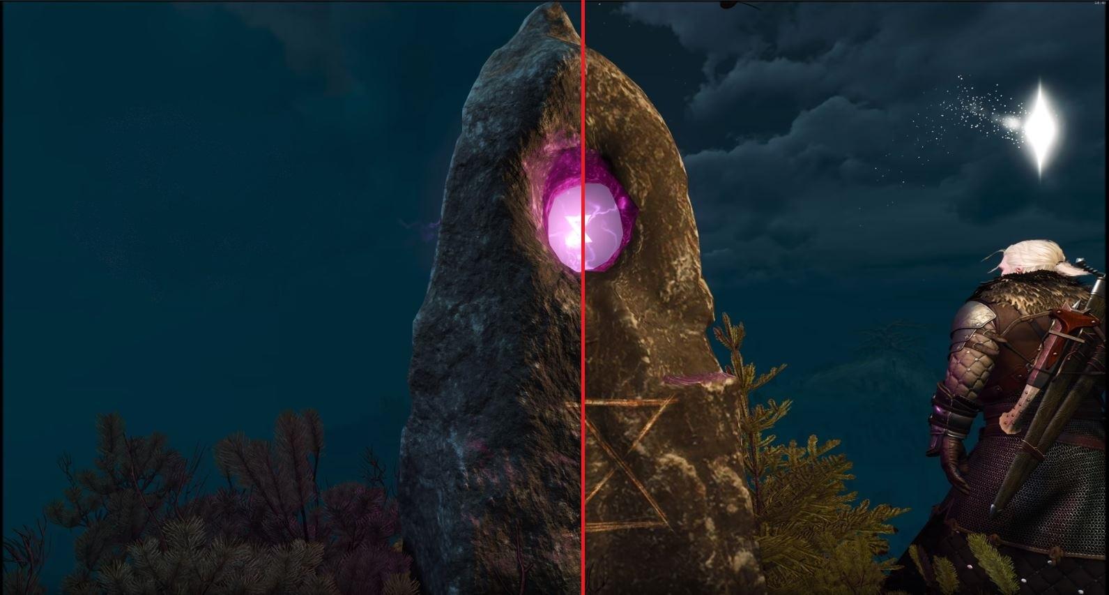 Actualizan el mod HD de The Witcher 3 y queda aún mejor
