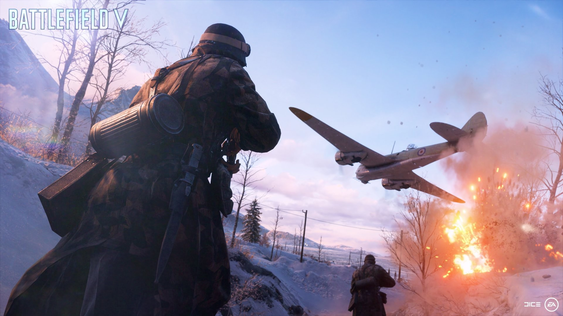 Battlefield V ya tiene fecha confirmada para su primer beta abierta