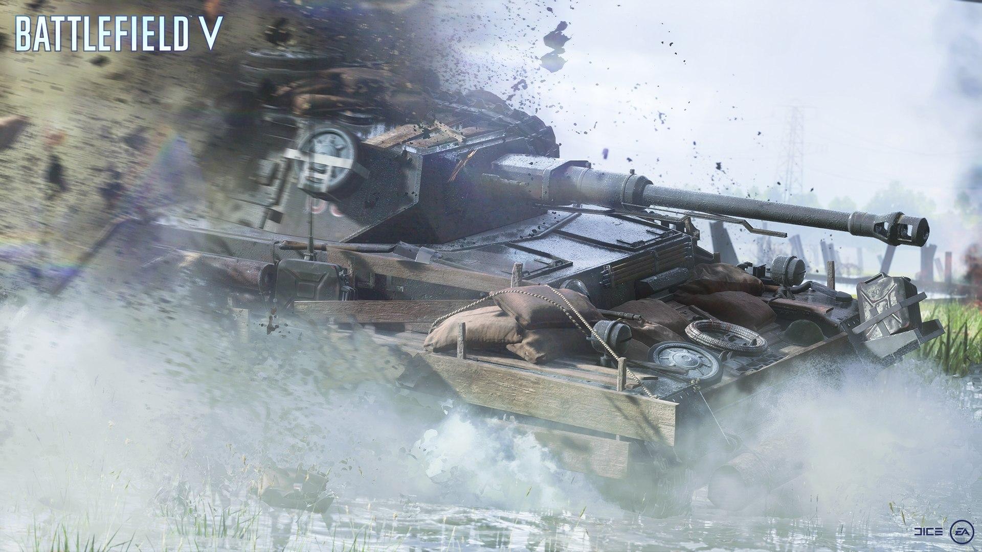 Battlefield 5: EA no quiere cometer el mismo error que en Battlefront II