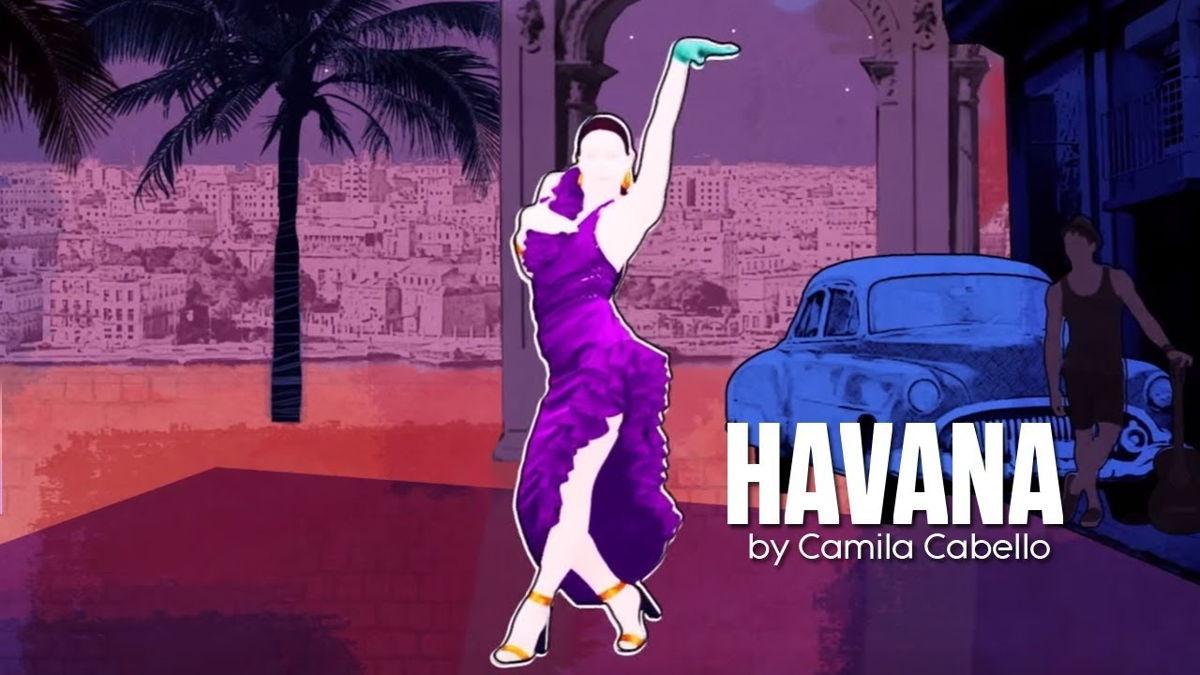 "El hit ""Havana"" de Camila Cabello se suma a Just Dance 2019"