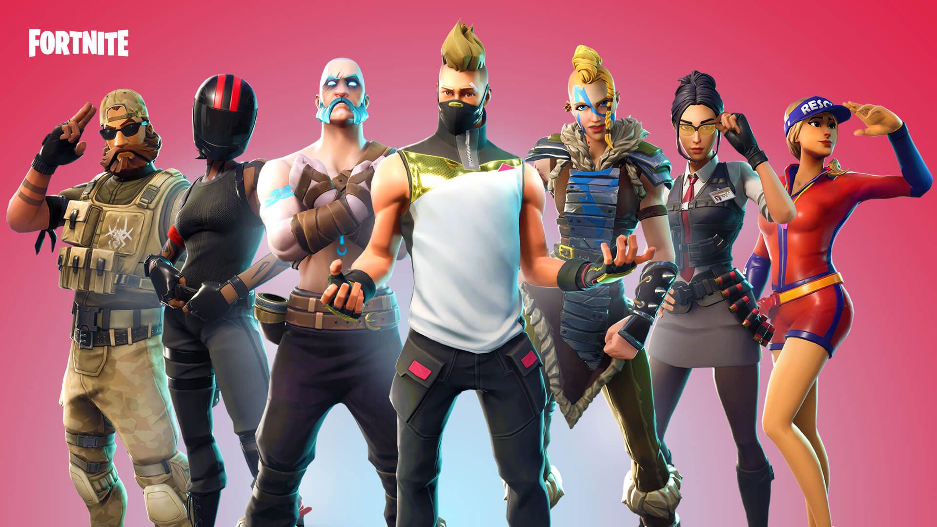 Un fin de semana con enfrentamiento en solitario en Fortnite Battle Royale
