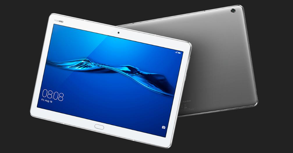 Huawei presentó su TabletM3Lite 10, el dispositivo ideal para combinar entretenimiento y trabajo