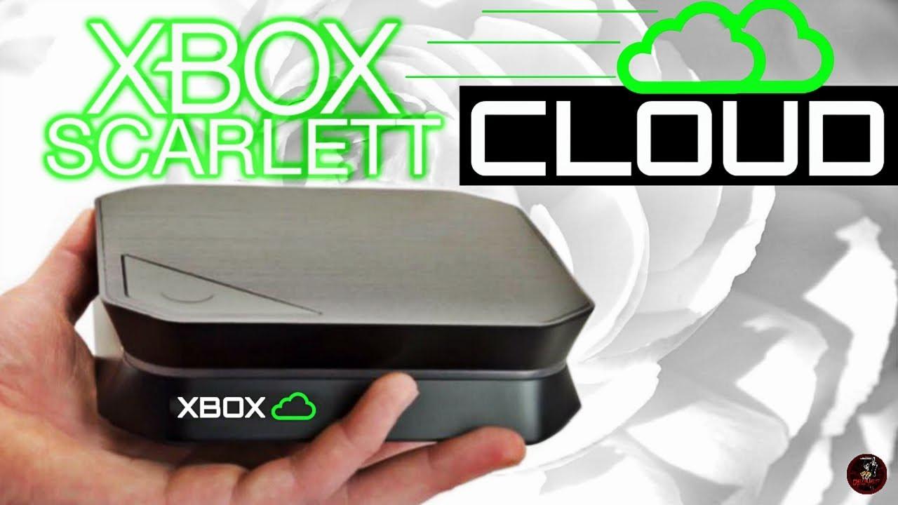 Con la próxima generación de Xbox tendríamos 2 consolas