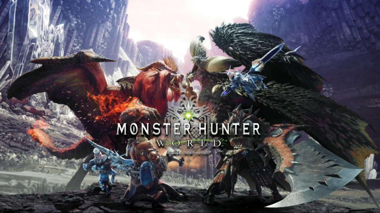 Monster Hunter World llega a PC y vas a necesitar un buen CPU para jugarlo