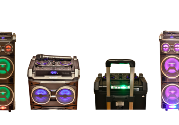 Floyd, el nuevo parlante portable de PCBOX ideal para fiestas