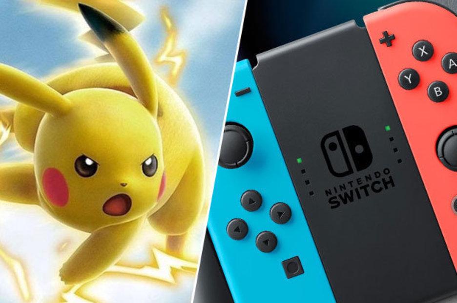Nuevos datos del próximo Pokémon para Nintendo Switch